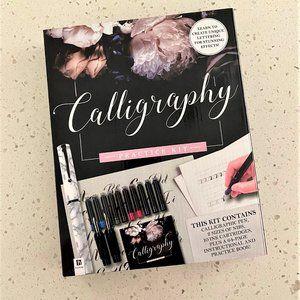 Calligraphy Practice Kit - NIB